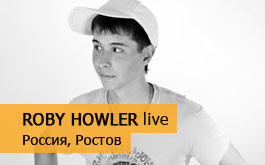 ROBY HOWLER